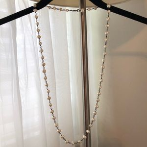 Silpada Pearl Necklace